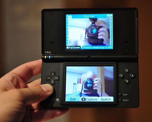 Nintendo DSi camera(s)