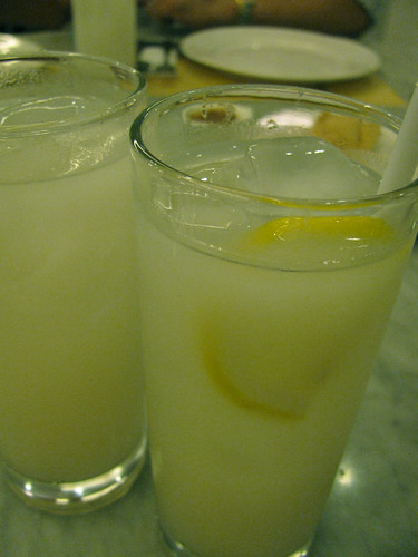 Barley Juice at Malacca