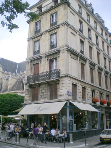 rue du Pont Louis-Philippe
