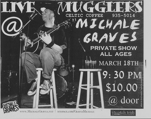 michale graves flyer