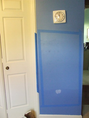 The Wall Before