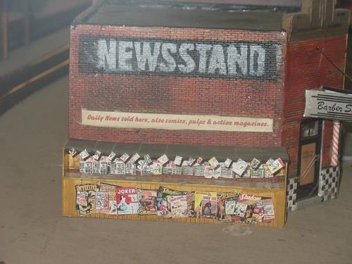 NEWSSTAND by panavatar
