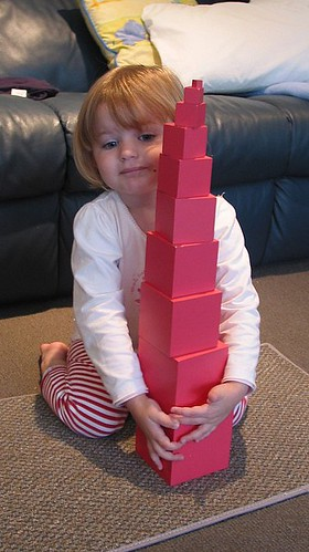 Hug My Tower