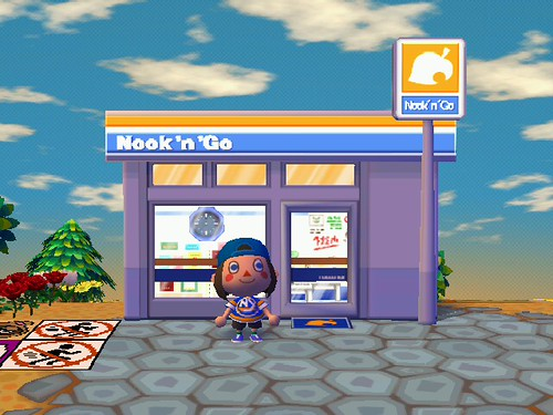 Its the Grand Re-Opening of Nook N Go!