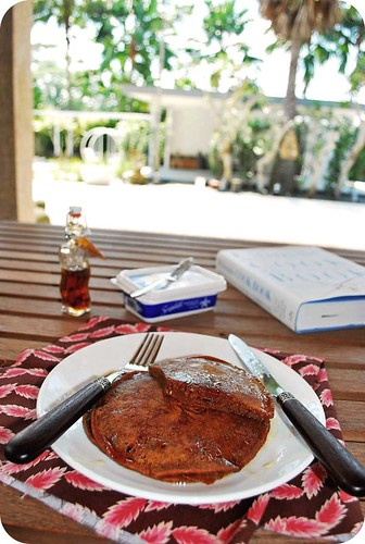 Gingerbread Pancakes IV