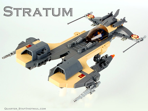 LEGO Star Fighter