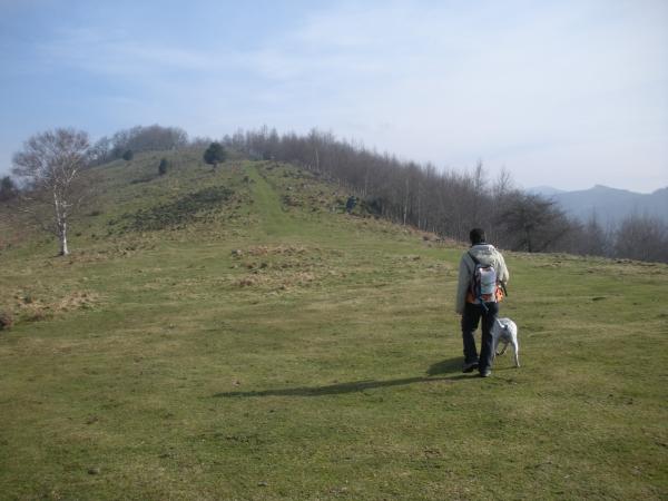 Foto 5 - Siguiendo por el cordal