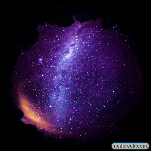 The Whole Night Sky