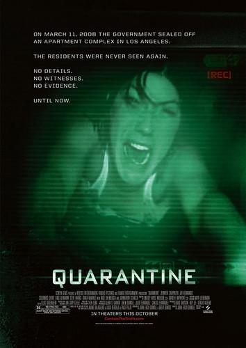 Quarentena - Quarantine