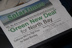 Green New Deal for the North Bay