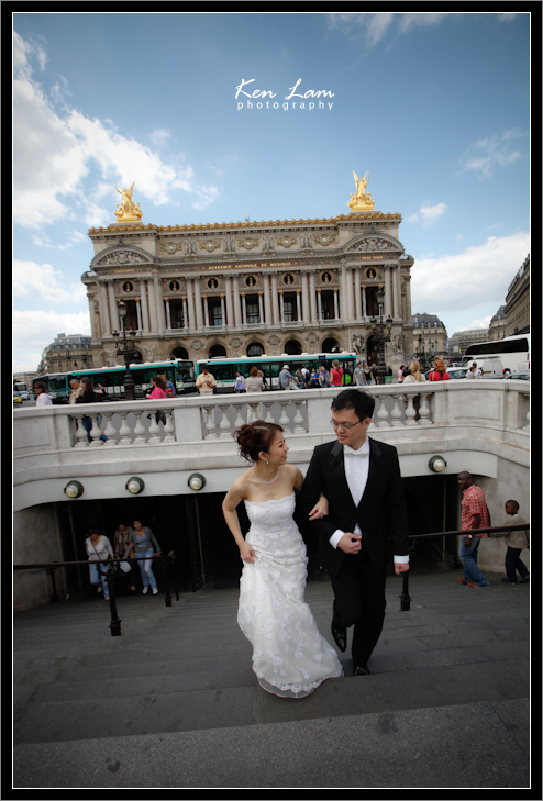 Yvonne & Simon - Wedding in Paris