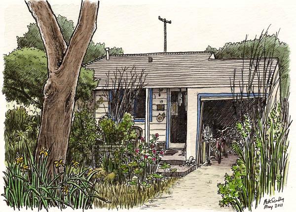 house in davis