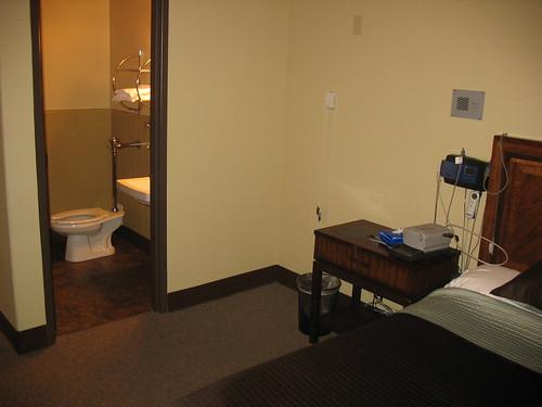 SLU Sleep Center Typical Bedroom B