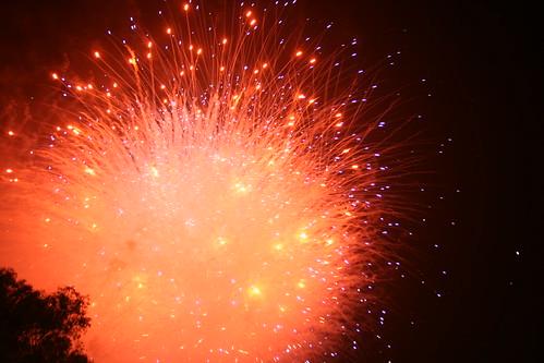 Nit de Foc Fireworks
