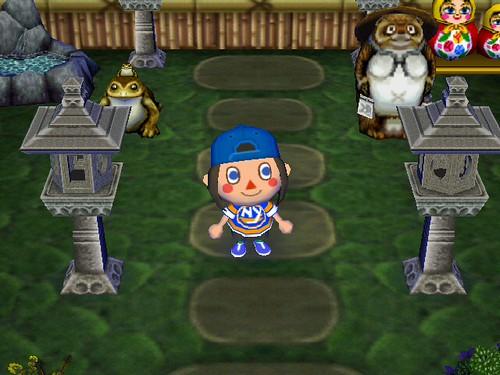 The Japanese Garden!