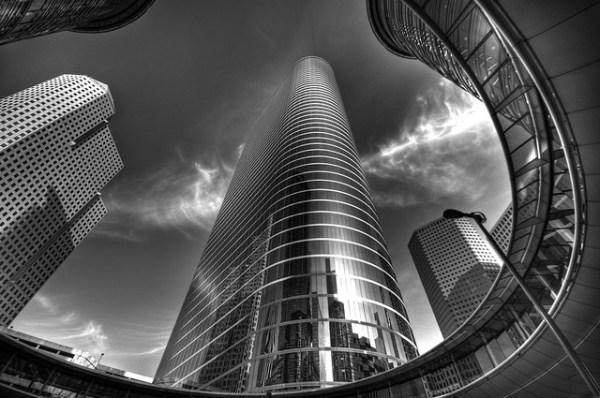 """Chevron Tower, Houston, TX"" by DaveWilsonPhotography"