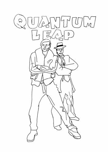 Quantum Leap inked