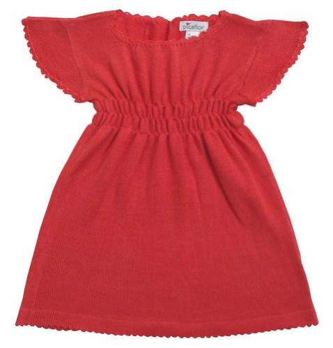 melissa dress coral