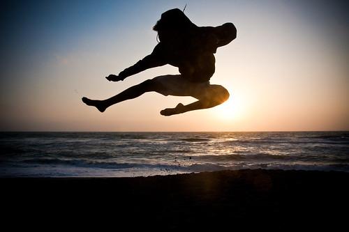 Hubert can fly
