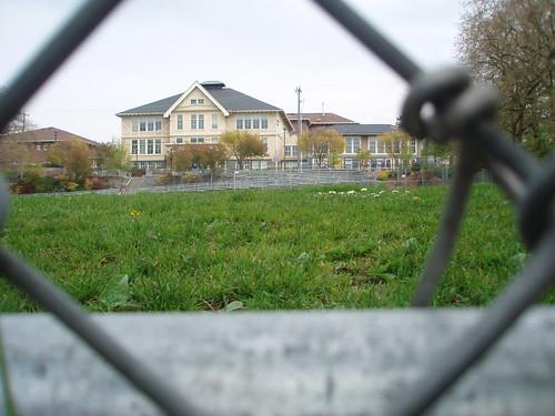 Seward School in the Eastlake neighborhood. Opened 1895.