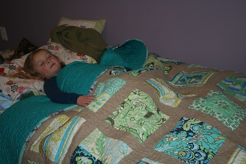 Sleeping with the Quilt