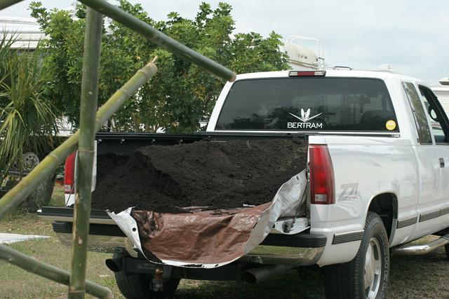 Truckload-Soil