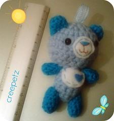 oso bebé