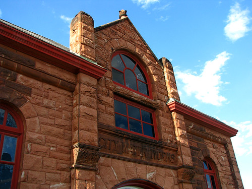 City Water Works Building Marquette, Michigan
