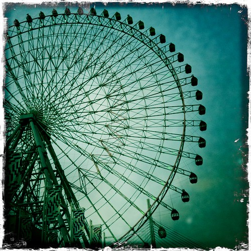 Harbour City ferris wheel