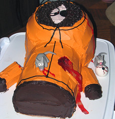 20090124 - Clint's 35th Birthday Party - cake ...