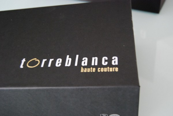 Packaging de Paco Torreblanca