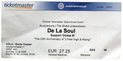 De La Soul live im Gloria