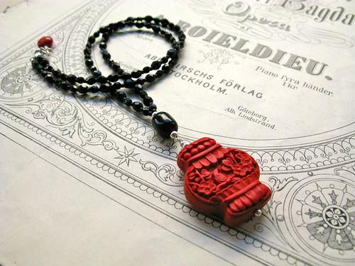 Garden Song 2 necklace