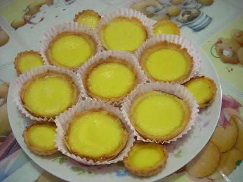 egg tart-banh trung Hong kong