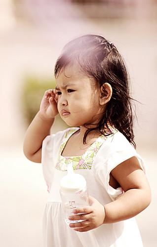 a lost child