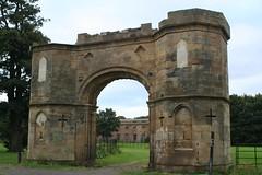 Kirkleatham Toasting Gate