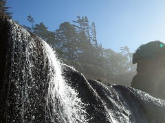 Cannon Beach Waterfall