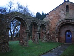Holy Cross Old Church, Whorlton, Swainby