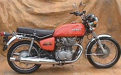 Honda CB500T (Rude Dog)