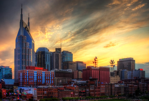 Music City Sunset