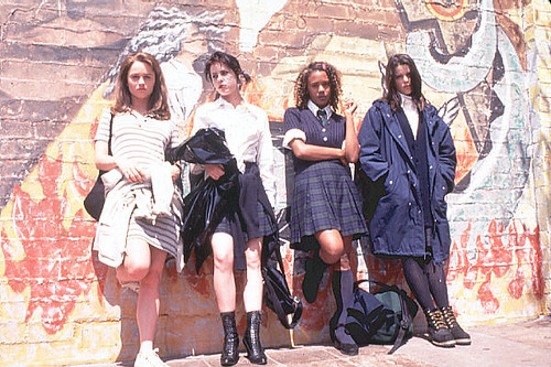 Jóvenes y Brujas (The Craft)