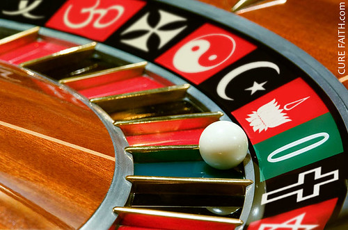 Gambling with your freedom of thought by MilitantInfidel.