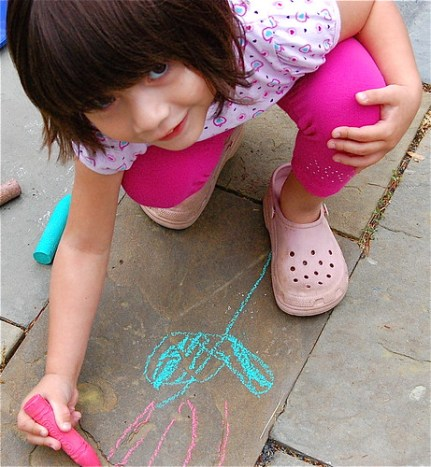 Product review: Crayola Sidewalk Crayons