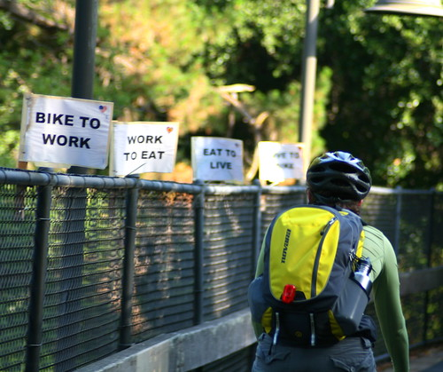 Bike To Work: Wilkie Way