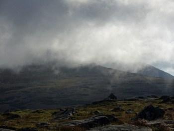 Katahdin Tableland on the Hunt Trail.