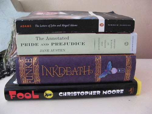 books I may need!