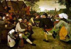 農民の踊り