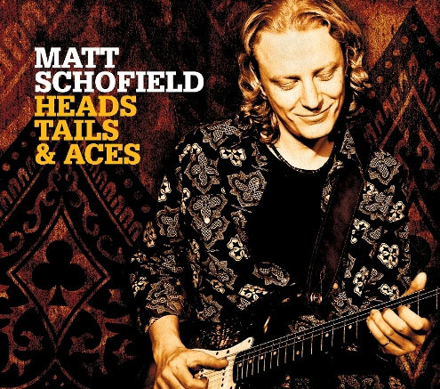 Matt Schofield - Heads Tails & Aces (CD)