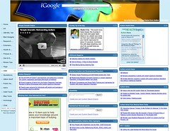 iGoogle Tab: Autism Spectrum Disorders