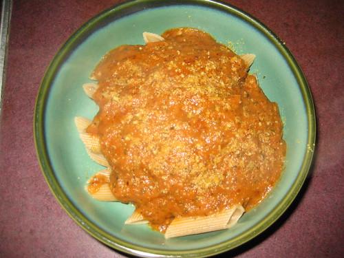 Pasta (Before)